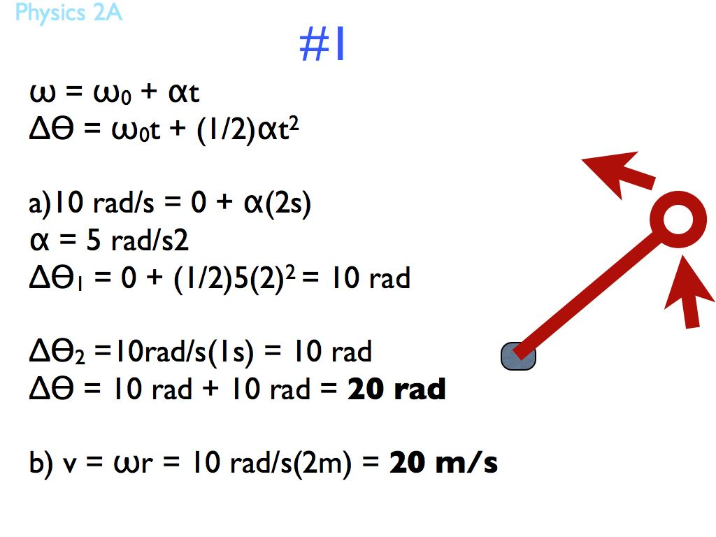 Test #3 Solutions