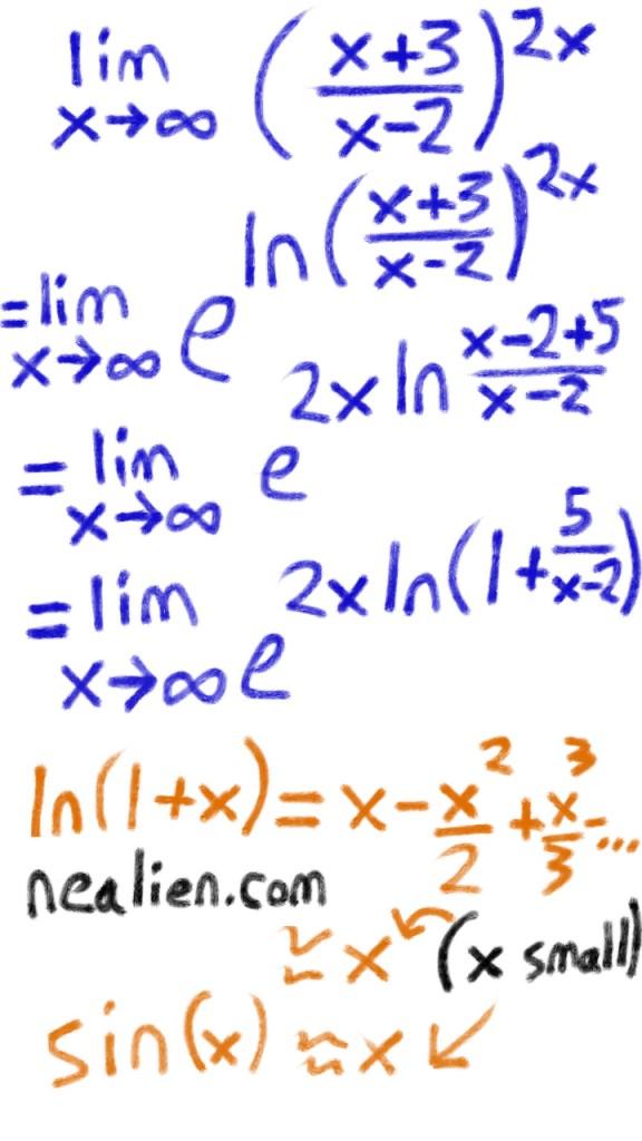 e10 limit problem 1